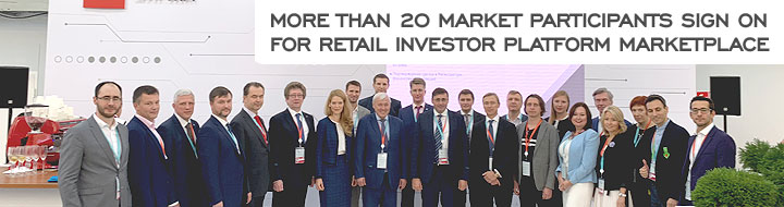 More than 20 market participants sign on for retail investor platform Marketplace