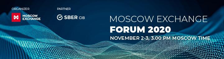 Moscow Exchange Forum 2020