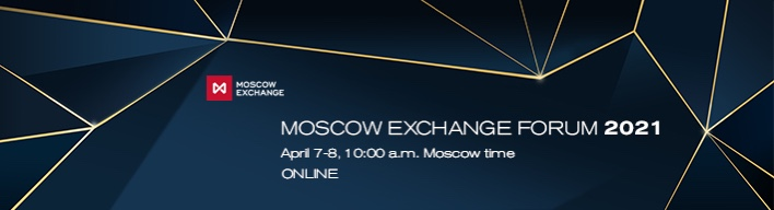 Moscow Exchange Forum 2021